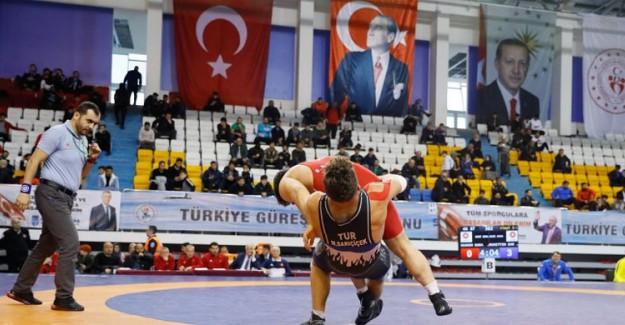 2020 Türkiye Grekoromen Güreş Şampiyonası Bitti