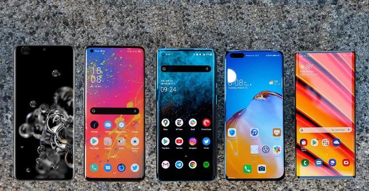 2021'in En Hızlı Android Telefonları Belli Oldu!