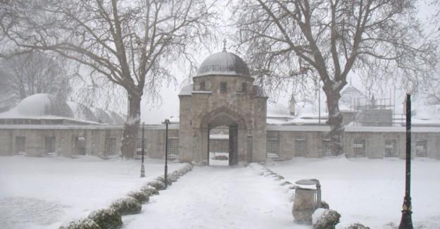 22 Aralık'tan Sonra İstanbul'a Kar Yağışı Geliyor
