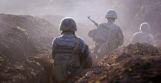 2300 Ermeni Askeri Öldürüldü