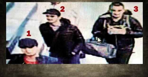 3 Canlı Bomba Aynı Karede; Üzerlerinden O Ülkenin Pasaportu Çıktı