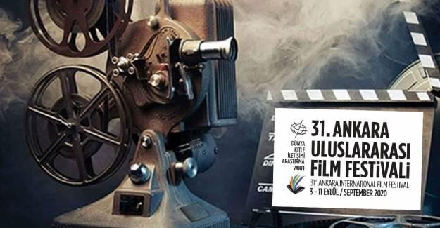 31. Ankara Uluslararası Film Festivaline Geri Sayım Başladı