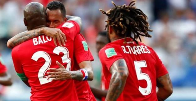 37'lik Panamalı Oyuncudan Tarihi Gol!