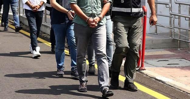 4 İlde Çete Kurup Haraç Kesen 22 Kişi Tutuklandı