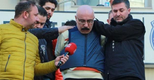 4 Kişiyi Öldüren Şinasi Gürkan Tutuklanarak Cezaevine Gönderildi