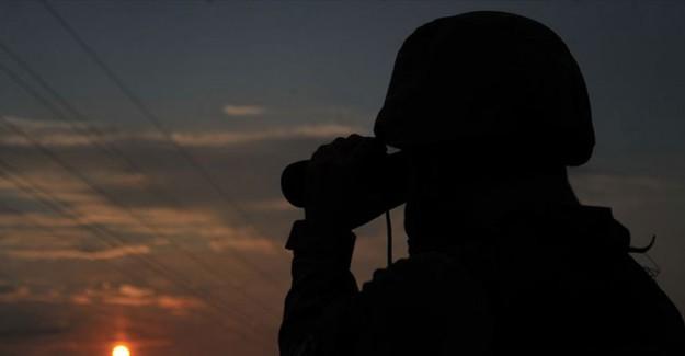 Terör Örgütünde Çözülme Devam Ediyor 5 PKK'lı Teslim Oldu