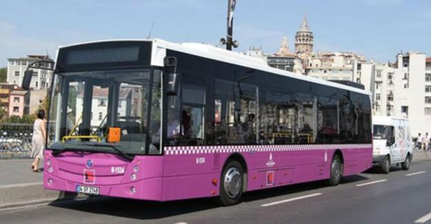 700 Otobüs Bugün Çalışmayacak