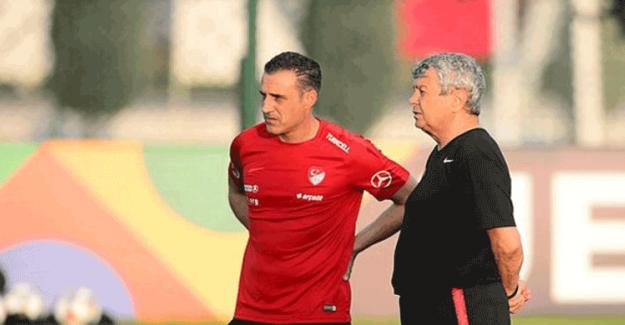 A Milli Futbol Takımını Sezon Sonuna Kadar Tayfur Havutçu Çalıştıracak