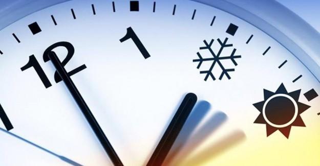 AB, Yaz Kış Saatini Tartışıyor!
