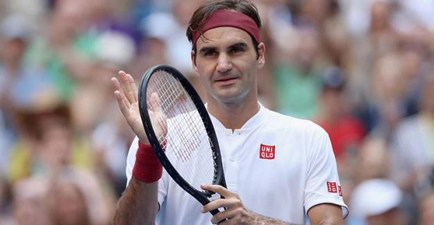 ABD Açık'ta Federer'den Büyük Sürpriz!