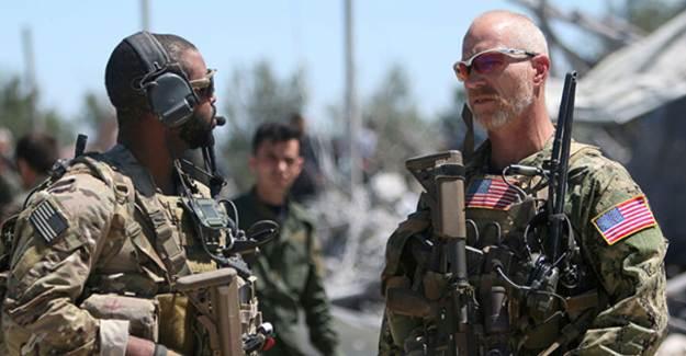 ABD Askerleri Geri Çekiliyor