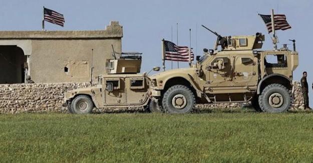 ABD Askerleri Suriye'den Çekilmeye Başladı