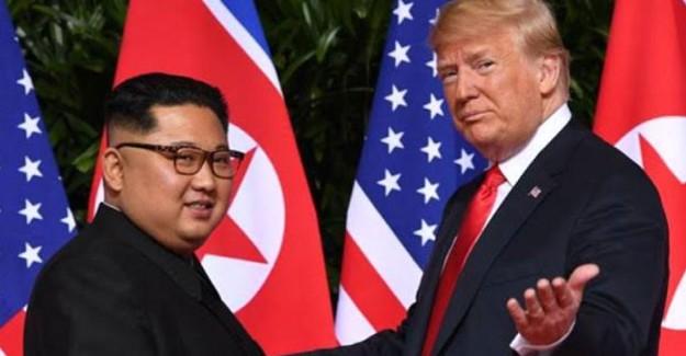 ABD Başkanı Donald Trump: Kuzey Kore Kim Önderliğinde Ekonomik Güç Olacak