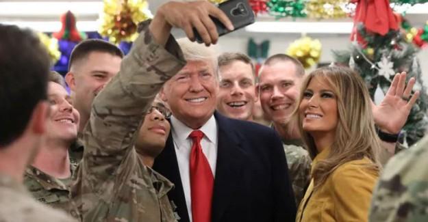 ABD Başkanı Trump: Askerlerimizi Yavaş Yavaş Bölgeden Tahliye Ediyoruz