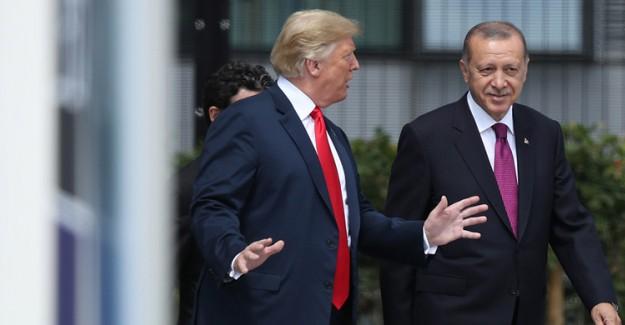 ABD Başkanı Trump'tan Cumhurbaşkanı Erdoğan Tweeti