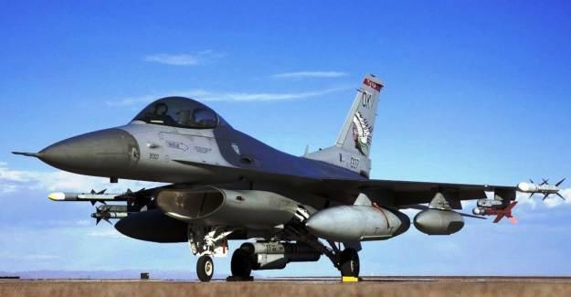 ABD, Bulgaristan'a F-16 Hibe Edecek