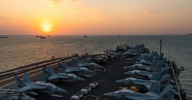 ABD Büyükelçisi, Rusya'yı Akdeniz'deki Gemileriyle Tehdit Etti
