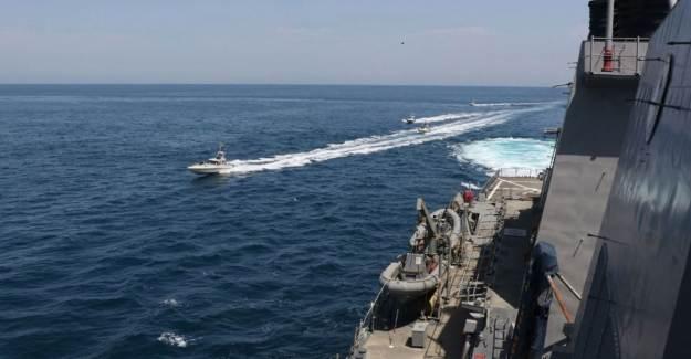 ABD Donanmasından Türkiye Açıklaması