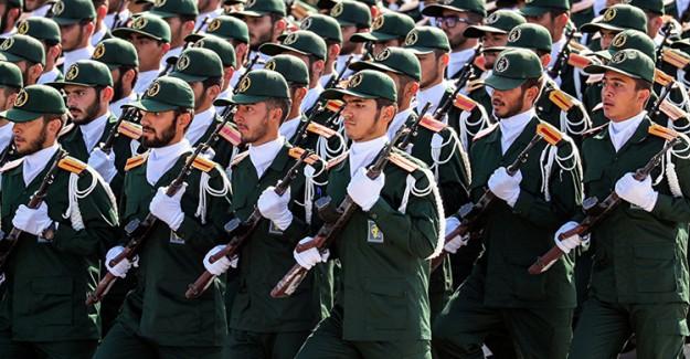 ABD, İran Ordusunu Terör Örgütü Listesine Alacak