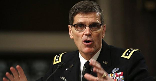 ABD Komutanı Votel: YPG/PKK Bizim Yardımımız Olmadan DAEŞ'i Yenemez
