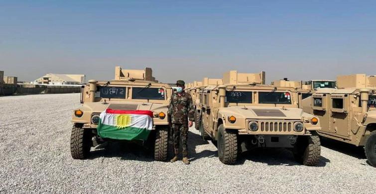 ABD Peşmerge'ye Askeri Yardım Yaptı