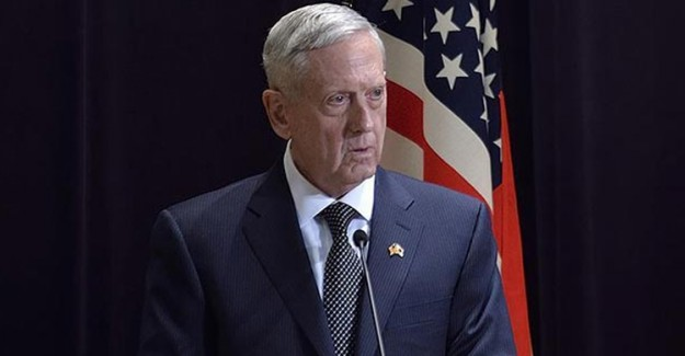 ABD Savunma Bakanı Mattis'den Flaş İtiraf!