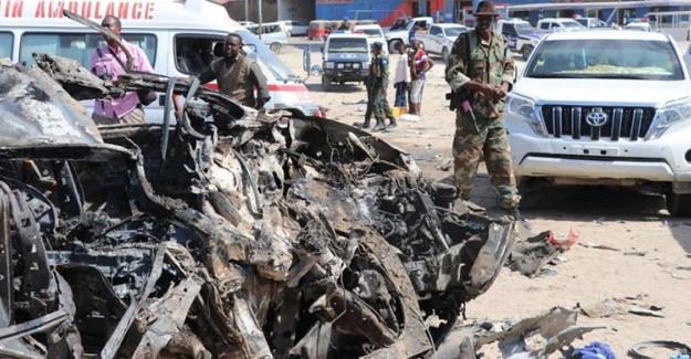 ABD Somali'de Bombalı Saldırı Sonrası Eş-Şebab'ı Vurdu