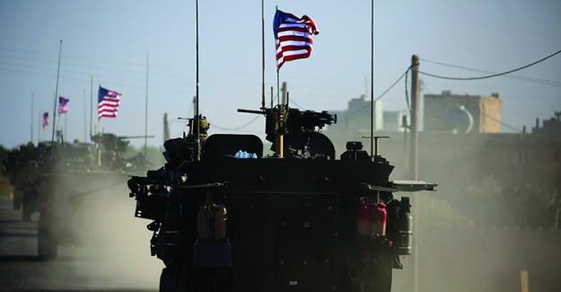 ABD, Suriye'de İlk Hamlesini Gerçekleştirdi
