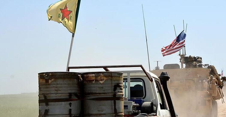 ABD DAEŞ'li Teröristleri Suriye'ye Taşıyor