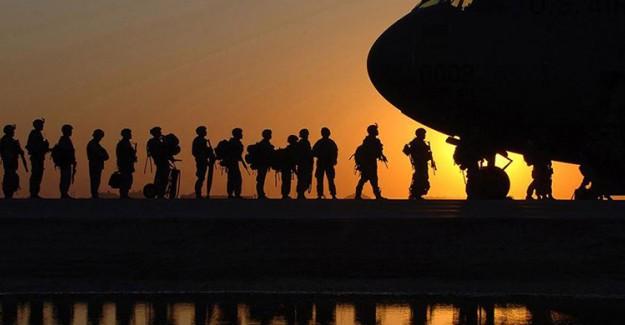 ABD Suudi Arabistan'a Asker Gönderme Hazırlığında İddiası