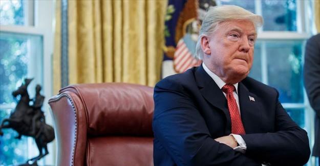 ABD Temsilciler Meclisinden Trump'a Suriye Tepkisi