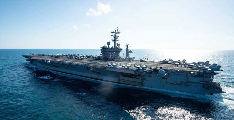 ABD Ukrayna'ya Savaş Gemilerini Gönderebilir
