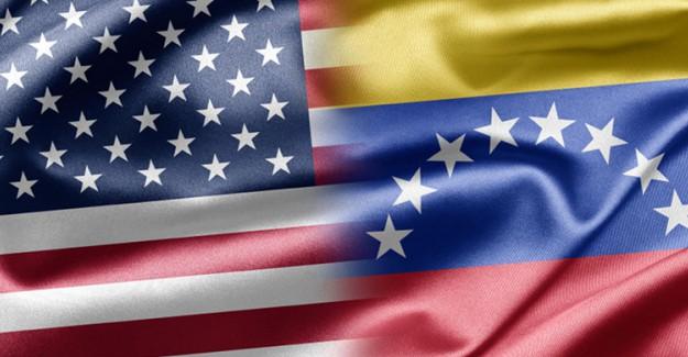 ABD, Venezuela'ya Yeni Yaptırımlar Uygulayacağını Açıkladı