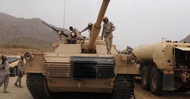 ABD, Yemen'deki Suudi Arabistan Operasyonlarının Lojistik Desteğini Değiştirmeyecek