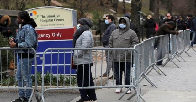 ABD'de 24 Saatte 1500 Coronavirüs Kaynaklı Can Kaybı