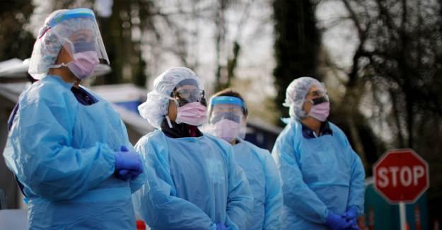 ABD'de Coronavirüs Kaynaklı Ölenlerin Sayısı 128 Bin 161'e Yükseldi