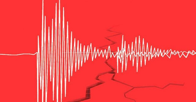 ABD'de Deprem Meydana Geldi!