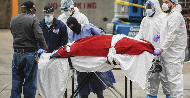 ABD'de Kovid-19'dan Ölenlerin Sayısı 500 Bini Aştı