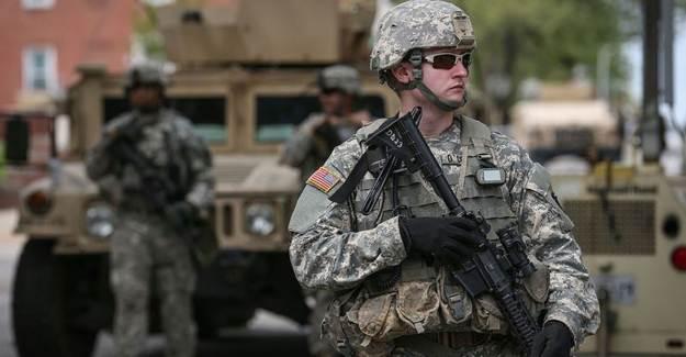 ABD'de Sokaklar Karışabilir! Ulusal Muhafızlar Caddeye İndi