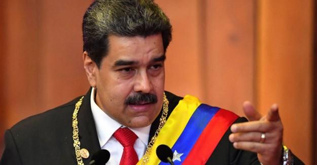 ABD'den Maduro İçin 15 Milyon Dolar Ödül!
