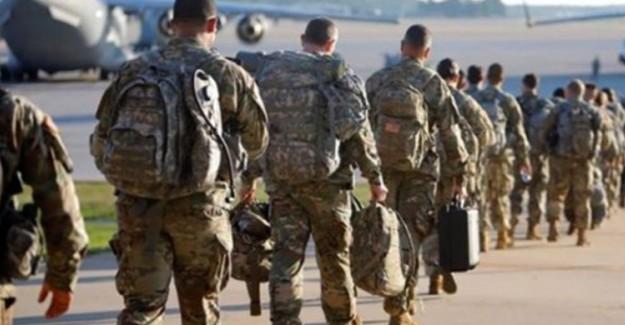 ABD'li Askerler 'Müşterek Harekat Merkezi' İçin Şanlıurfa'ya Geldi