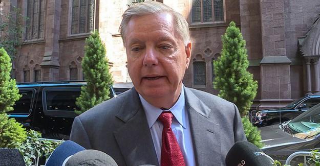 ABD'li Senatör Graham, Cumhurbaşkanı Erdoğan İle Konuşmasında F-35'lere Değindiğini Belirtti