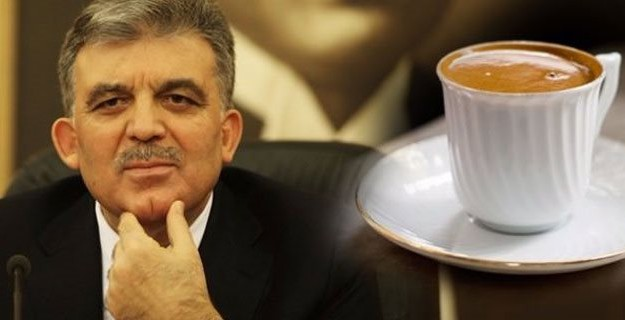 Abdullah Gül'e Tuzlu Kahveyle 'Öldürürüz' Mesajı