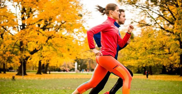 Açık Havada Spor Yapmanın 5 Etkisi!