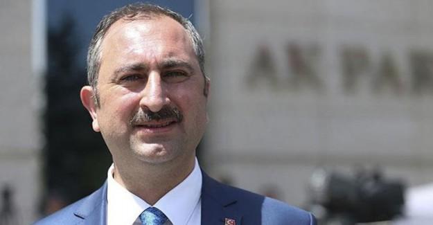 Adalet Bakanı Abdulhamit Gül: Kimyasal Hadım Gündeme Gelecek
