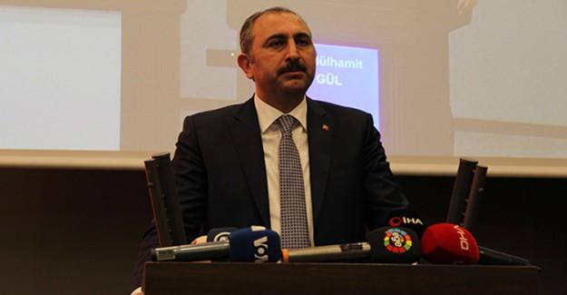 """Adalet Bakanı Gül: """"Yargı Reformuyla 82 Milyon Kendini Güvende Hissedecek"""""""