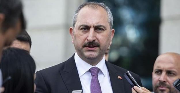 Adalet Bakanı Gül: '272 FETÖ Davası Tamamlandı'