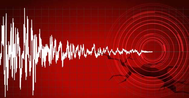 Adana Kozan'da 3.9 Şiddetinde Deprem Oldu