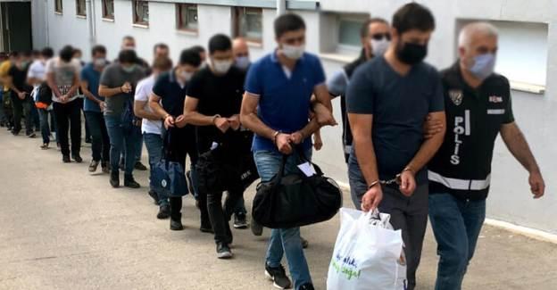 Adana'da FETÖ'ye Bir Darbe Daha: 22 Şüpheli, 6 Tutuklu