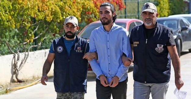 Adana'da, Sosyal Medya Teröristi DEAŞ Üyesine Operasyon